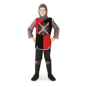 Renaissance Faire Knight Child Costume Size Small 4-6