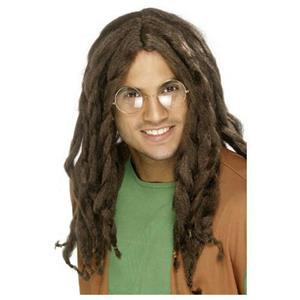 Brown Jamaican Dred Men's Dreadlock Wig