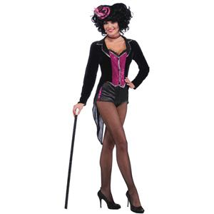 Burlesque Show Stopper Adult Sexy Ladies Costume