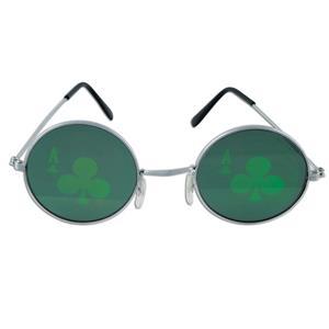 Casino Club Fanci-Frames Holographic Lennon Glasses