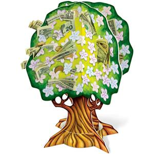 Beistle 3-D Baby Shower Money Tree Party Decoration