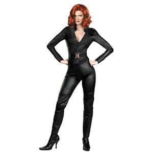 Marvel Avengers: Black Widow Deluxe Adult Costume Small 4-6