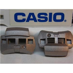 Casio Watch Parts G700D-1AV Lugs Pair.End pieces bracelets attach to.ALSO FITS..