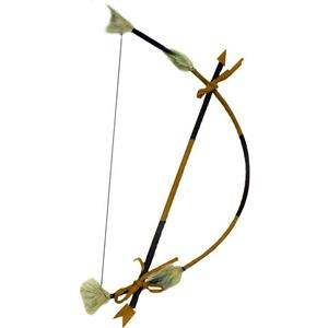 Native American Bow and Arrow Costume Accessory