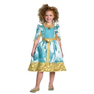 Disney Brave Merida Child Toddler Girls Costume Small 4-6