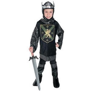 Renaissance Faire Warrior King Medieval Child Costume Size Large