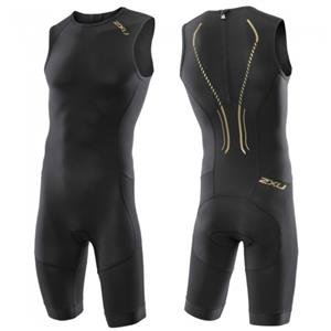 2XU Elite X Short Course Trisuit Men's
