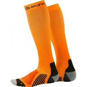 Skins Esentials Compression Socks Orange Large
