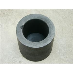 """25 oz Graphite Crucible for Melting Gold-Silver-Copper- 2-5/16"""" W x 2-1/2"""" Tall"""