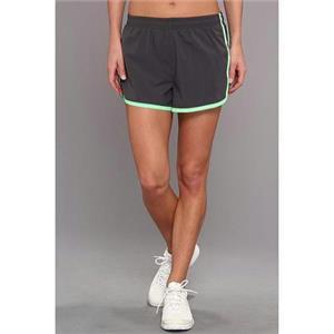 2XU Run Shorts Lime Women's