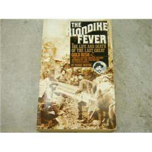 """The Klondike Fever"" by Pierre Berton, Paperback, Gold Rush, Mining #2"