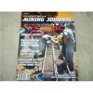ICMJ's Prospecting and Mining Journal Magazine June 2012- Prospecting Copper ore