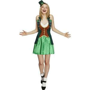Fever Women's St Patricks Sexy Costume Size Medium