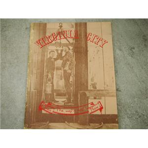 """""""Virginia City The Way it Was! Then, Now"""" 1979, Soft Back Book"""