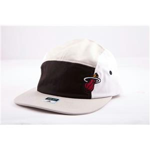 Miami Heat Basketball Five Panel Hat