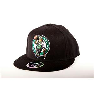 Adidas Boston Celtics Basketabll Fitted Hat