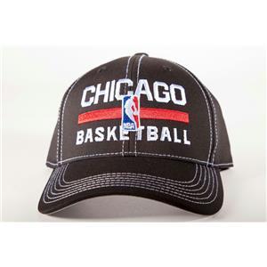 Adidas Chicago Bulls Basketball Hat Adjustable
