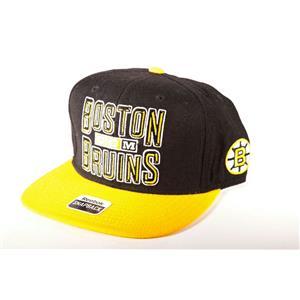 Reebok Boston Bruins Snap Back Hat
