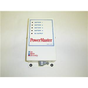 Boaters Resale Shop Of Tx 1506 2740.07 SEA MASTER ELECTRONICS POWER MASTER UNIT