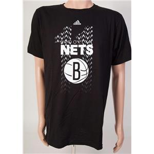 Adidas NBA Brooklyn Nets T-Shirt Men's #11 Lopez