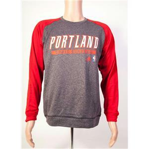 Adidas Portland Trail Blazers Crew Neck Men's