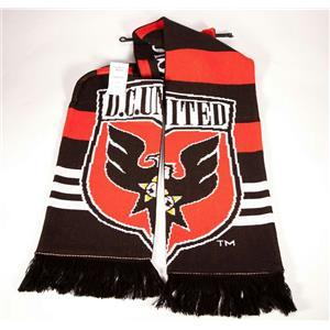 Adidas MLS DC United Scarf