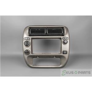 2003 ford explorer sport trac radio climate dash trim. Black Bedroom Furniture Sets. Home Design Ideas