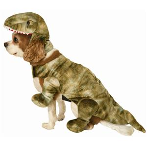 Dinosaur Pet Dog Cat Costume Size Medium