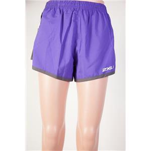 2XU Run Short Purple Women's