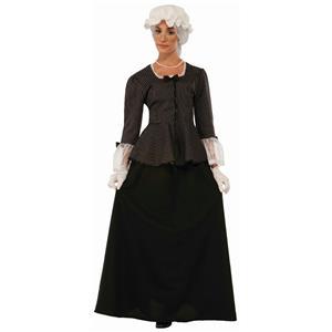 Martha Washington Adult Costume Size Standard