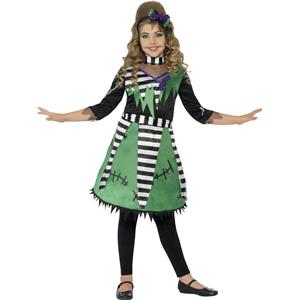 Frankie Girl Child Costume Size Small