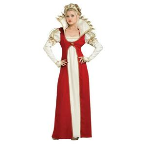 Josephiend Deluxe Adult Elegant Vampiress Costume Dress Medium 10-14