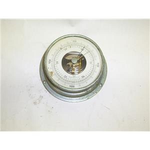 "Boaters' Resale Shop Of Tx 1503 0270.21 TAYLOR 5"" CRYSTAL BAROMETER"