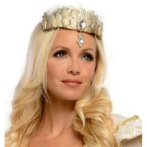 The Wizard of Oz: Glinda the Good Witch Tiara Costume Accessory