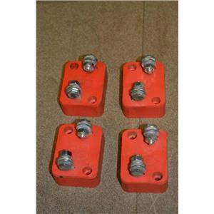 Lot of 4 Harris V661DB40 Varistors
