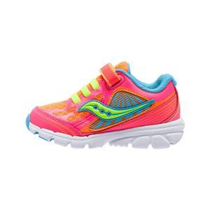 Saucony BBY Kinvara 5 11.5 M Girls Shoes New NIB Multi-Color Neon