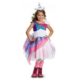 Unicorn Child Girls Costume Size Toddler 3T-4T