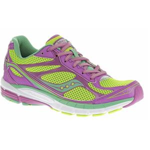 Saucony Ride 7 Girls Shoes 2.5M