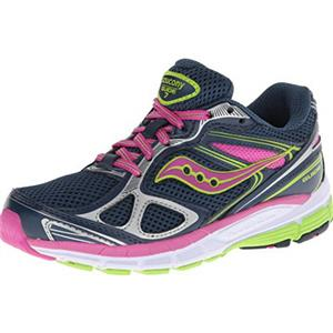 Saucony Ride 7 Girls Shoes 1.5M