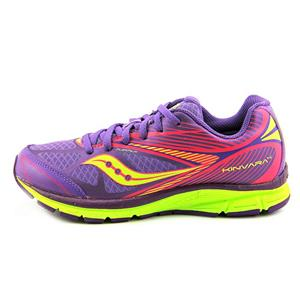 Saucony Kinvara 4 Purple Girls Shoes NIB New