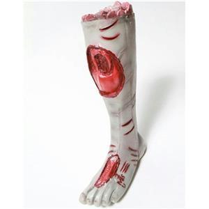Mutilated Cutter Severed Leg I Miss You Severed Leg Halloween Horror Prop