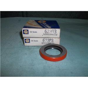 Lot of 2 Napa 62303 Oil Seals New in Box