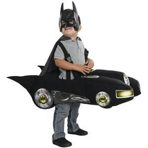 Batmobile Toddler Costume Sizes 2-4