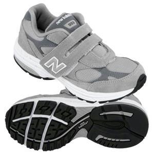 New Balance Girls Shoes 993 Size 2 Gray Pink NIB