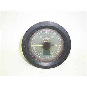 Boaters' Resale Shop Of Tx 1503 1127.02 SIGNET MK 254 WIND SPEED/DIRECTION ONLY