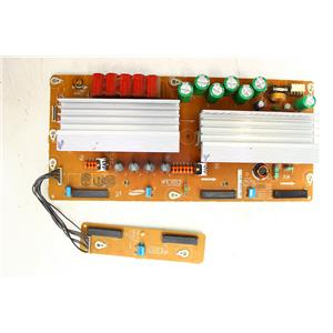 Samsung PN50A450P1DXZA X-Main Board LJ92-01515D