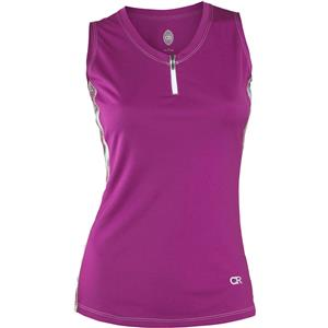 Club Ride Tweet Sleeveless Cycling Jersey Women's