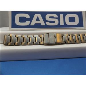 Casio Watch Band PAW-1100 T Titanium w/ End Lugs and Spring Bars. Bracelet