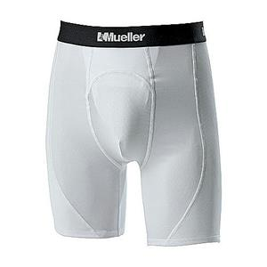 "Mueller High Performance Youth Reg Slider Short Size 22-26"""