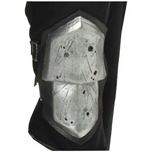 Darkwatch Jericho Cross Knee Pads Costume Accessory